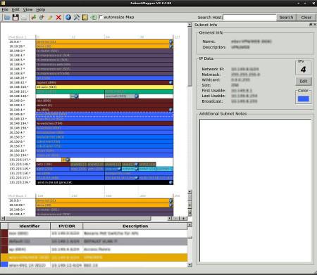 SubnetMapper V2.0 Screenshot